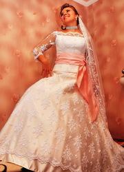 Свадебное платье - нарядное
