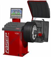 Балансировочный стенд  Fasep  (Италия) V585 автоматический