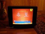 Б/у телевизор Samsung CK-5385TBR,  21