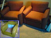 Ремонт,  перетяжка,  реставрация мягкой мебели