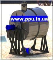Линия для производства полистеролбетона и полистиролбетонных блоков