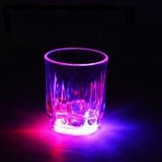 Светящийся стакан для виски