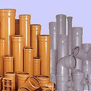 Трубы ПВХ и фитинги для наружной канализации Сумы