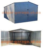 металлический для легкового авто или автобуса гараж сборно-разборной