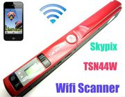 Карманный сканер с wifi