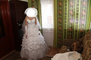 Продам свадебное платье НЕДОРОГО в Сумах!!!
