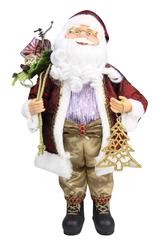 Искусственные елки и сосны. Новогодние украшения и игрушки. Красиво!