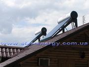 солнечные бойлера ТМ Стар Энержи для сезонного горячего водоснабжения