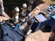 ПРОДАМ пивная установка колона,  кран,  редуктор,  пеногасители,  клещи