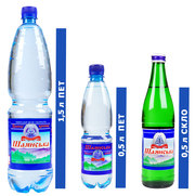 Оптом продается минеральная вода