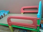 детская кроватка от 1 года до 7 лет