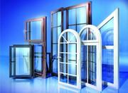 Окна металлопластиковые пвх,  двери входные и межкомнатные