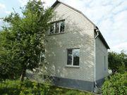 Современный дом для летнего оздоровления.