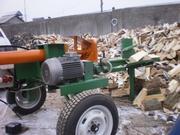 Изготавливаем гидравлические дровоколы