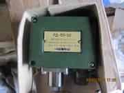 Датчик-реле давления РД1К1; РД2К1; РД21К1; РД2-ОМ5;  РД5П;  РД8П