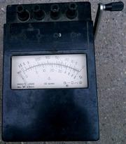 Мегаомметр М4100/5 2500v
