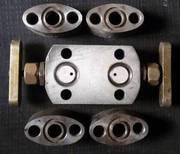 Клапанный вентильный блок