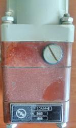 Переключатель пневматический Р50АМ-11