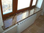 Изделия из гранита и мрамора Сумы. Столешницы,  ступени,  подоконники из камня