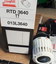 Термостатическая головка серии RTD 3640 Danfoss