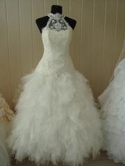 Свадебное платье НОВОЕ (не салон)