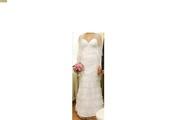 Платье свадебное в хорошем состоянии